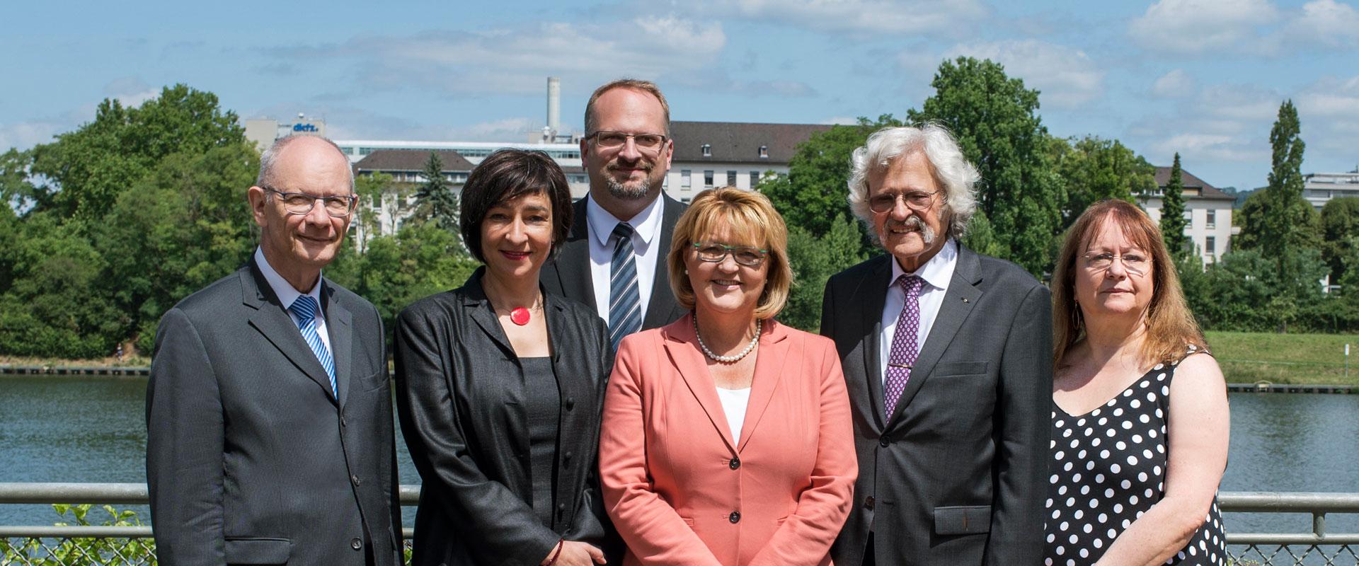 Präsidium der Steuerberaterkammer Nordbaden