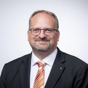 Präsident der Steuerberaterkammer Nordbaden StB Dipl.-Bw. (FH) Johannes Hurst